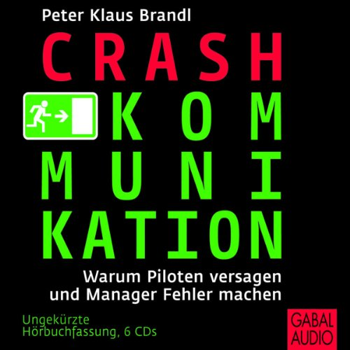 Crash-Kommunikation audiobook cover art