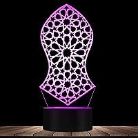 3D照明ランプ家の装飾ギフトクリエイティブデザインあなたのランプパーソナライズされた3D照明ランプLED照明モダンなカスタマイズ-15