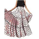 Vectry Falda Asimetrica Mujer Falda Larga Faldas Cortas Vaqueras Mujer Falda De Tul Faldas De Tubo Fiesta Verano Falda Amarilla