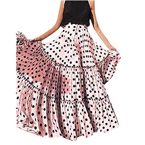 Vectry Faldas Vaqueras Mujer Faldas Largas Fiesta Faldas Cortas Fiesta Falda Tul Mujer Falda Tubo Verano Falda Blanca