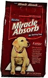 DDI Miracle Absorb Pet Train Wee Wee Pads