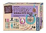 KOSMOS AllesKönnerKiste Pferde Kreativ-Box. DIY-Bastelset für Mädchen und Jungen ab 8 Jahren, das...