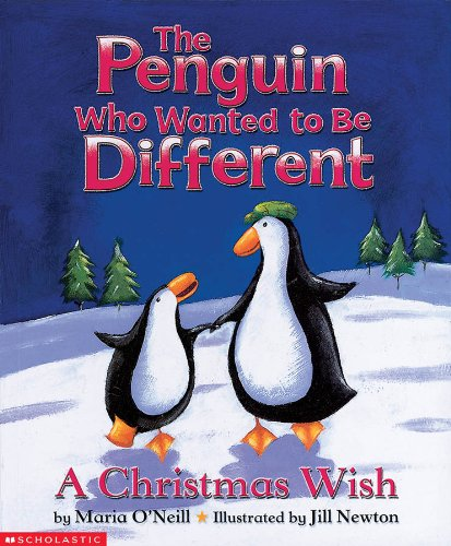 The Penguin Who Wanted to Be Different: A Christmas Wishの詳細を見る