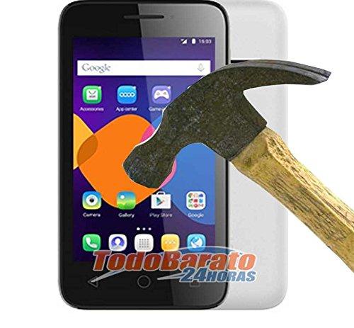 Todobarato24h Protector de Cristal Templado ALCATEL One Touch PIXI 3 4 Pulgadas