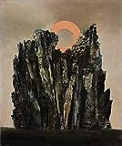 Berkin Arts Max Ernst Giclee Auf Papier drucken -Berühmte