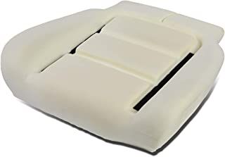Front Driver Side Bucket Seat Bottom Lower Cushion Pad Replacemet Replacement for 01-07 Ford Super Duty
