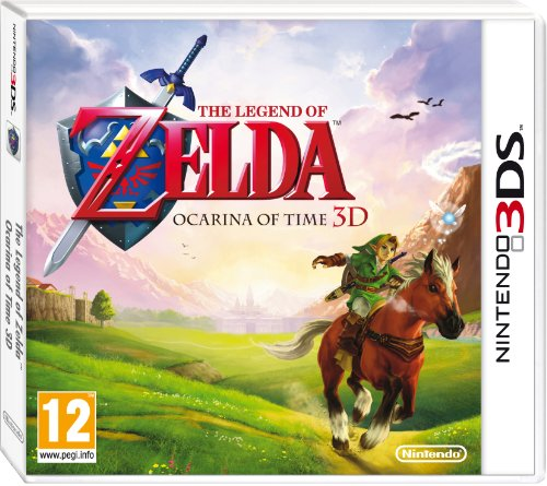 The Legend of Zelda: Ocarina of Time 3D [Edizione: Regno Unito]