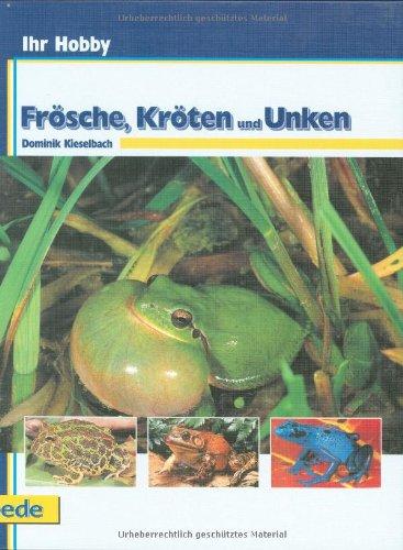 Frösche, Kröten und Unken, Ihr Hobby