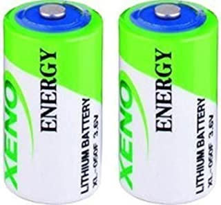 Xeno Energy XL-050F 1/2 AA 3.6V Lithium Batteries (2 Batteries)