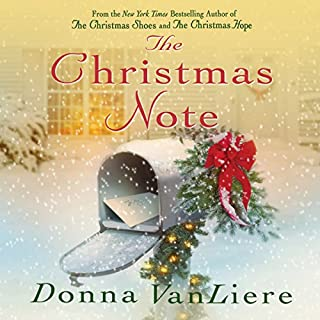 The Christmas Note audiobook cover art