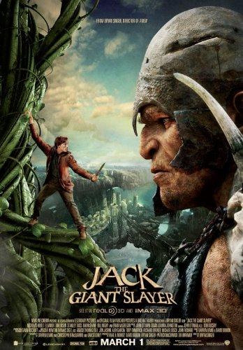 "JACK THE GIANT SLAYER ""B"" 27X40 D/S ORIGINAL MOVIE POSTER"