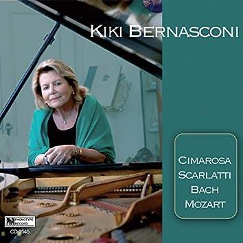 Cimarosa, Scarlatti, Bach, Mozart