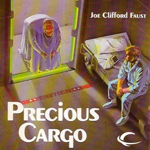 Precious Cargo audiobook cover art