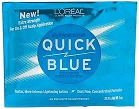 Quick Blue High Performance Powder Lightener Packette