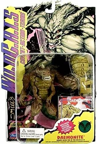 Wild C.A.T.S. Daemonite Action Figure by Wild C.A.T.S.