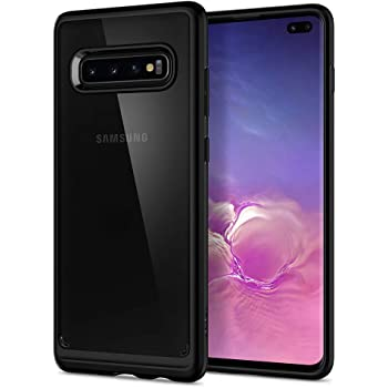 Spigen Ultra Hybrid Designed for Samsung Galaxy S10 Plus Case (2019) - Matte Black