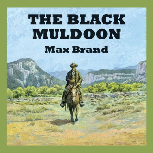 The Black Muldoon audiobook cover art