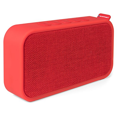 Blaupunkt BTR 60 Bluetooth Lautsprecher und PLL UKW Radio   tragbares mini FM Radio   Mirco SD & Aux In inkl. Kabel   kleines Badezimmer und Küchenradio   integrierter Akku   Freisprechfunktion