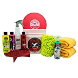 Chemical Guys HOL121 Best Car Wash Bucket Kit, 11 Items