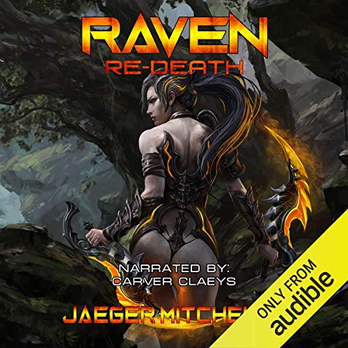 ReDeath 1: Raven audiobook cover art