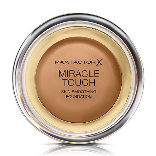 Max Factor Miracle Touch Liquid Illusion 85 Caramel Base de maquillaje 85...