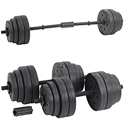Hardcastle Adjustable Dumbbell Set
