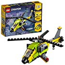 LEGO Creator 3in1 Helicopter Adventure 31092 Building Kit (114Pieces)