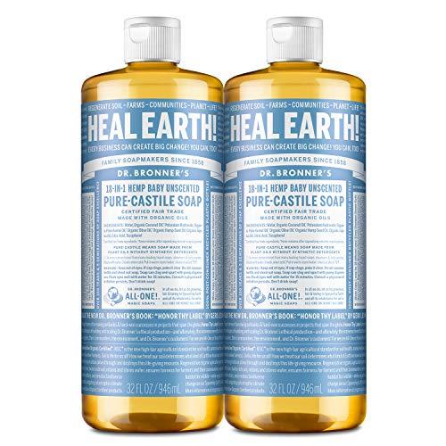 Best dr organics castile soap