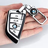 /… 2pcs JIYUE Compatible for BMW Keychains 3D Car Logo Key Chain Key Ring Accessories,Suit for BMW 1 3 5 6 Series X5 X6 Z4 X1 X3 X7 7 Series Gift Present for Men and Woman