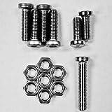 LAPCO Tippmann TiPX Paintball Gun Replacement Stainless Steel Screw Hardware Kit