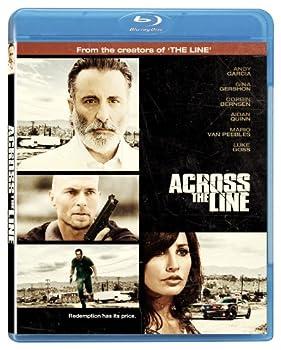 Blu-ray Across the Line [Blu-ray] [Blu-ray] Book