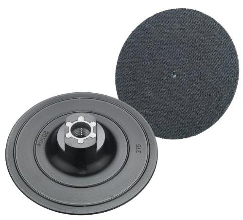 Connex COM191113 klittenband-slijpschijf, 115 mm, schroefdraad M14 voor haakse slijper-/polijstmachine