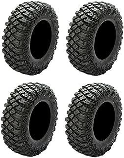 Full set of Pro Armor Crawler XG (8ply) 32x10-14 ATV Tires (4)