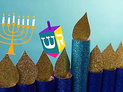 Hanukkah Crafts!