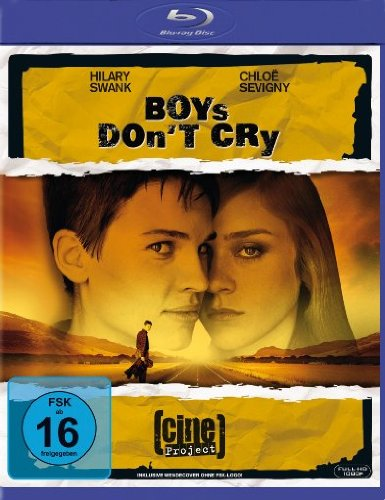 Boys don't cry - Cine Project [Blu-ray]