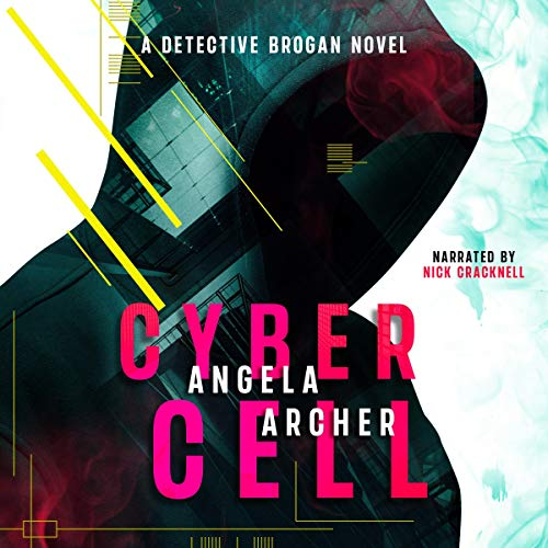 Cyber Cell audiobook cover art