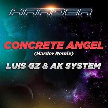 Concrete Angel (Harder Remix)