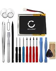 CELLONIC® Batería Premium Compatible con Garmin Fenix 3 / Fenix 3 HR, 361-00034-02 300mAh + Juego de Destornilladores Pila Repuesto bateria