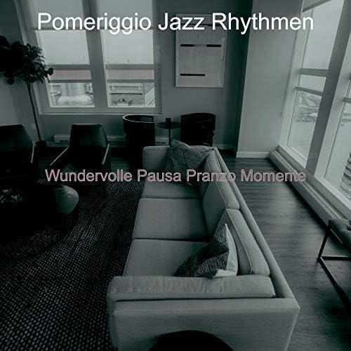 Pomeriggio Jazz Rhythmen