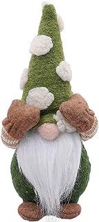YAMI クリスマス 人形 クリスマス 北欧の妖精トムテ サンタクロース ハンドメイド クリスマス飾り置物 クリスマスツリー ツリー 装飾 フェルト オーナメント サンタクロースペンダント人形 室内 インテリア