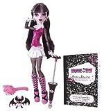 Monster High - Muñeca, diseño Draculaura (Mattel BBC65)