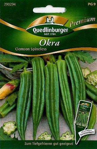 Okra, Clemson Spineless