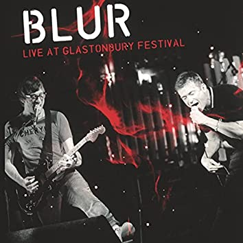 Live at Glastonbury Festival
