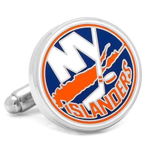 NHL New York Islanders Cufflinks, Officially Licensed