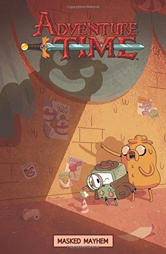 Adventure Time Original Graphic Novel Vol. 6: Masked Mayhem...