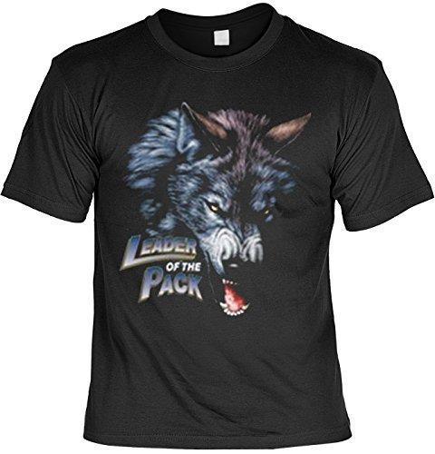 Indien t-shirt leader of the pack fb (noir) 50 Noir - Noir