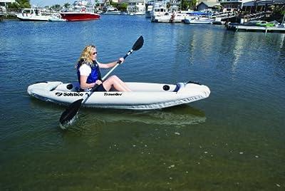 29510 Solstice Traveller Solo Kayak by Solstice