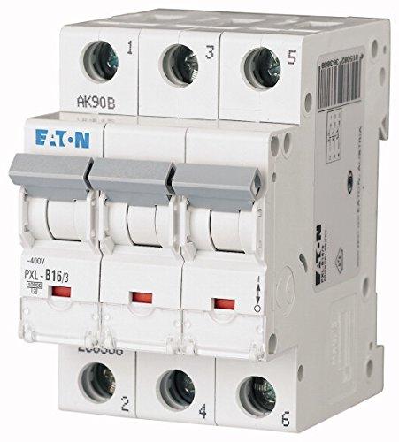 Eaton PXL-B16/3 Einbau-Automat, dreipolig, 236388