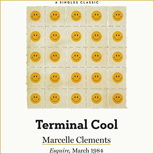 Terminal Cool audiobook cover art