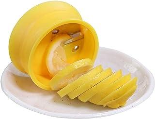 Trancheuse Mandoline coupe-légumes Veggie Dicer Coupe Portable Rotary Citron Citron Machine Trancheuse De Cuisine Gadgets ...